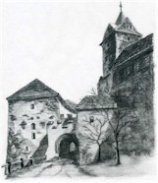 Castle Drawings