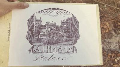 Ahmedganz Palace India