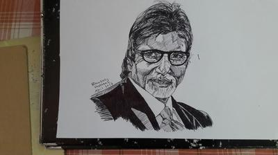 AMITABH BACHAN, INDIAN ACTOR