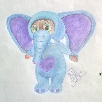 Baby eliphant