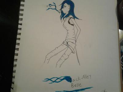Back-Alley Belle