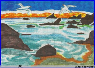 Pacic Ocean coastline