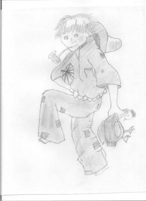 Cartoon Sketches1