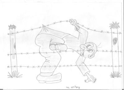 Cartoon Sketches4