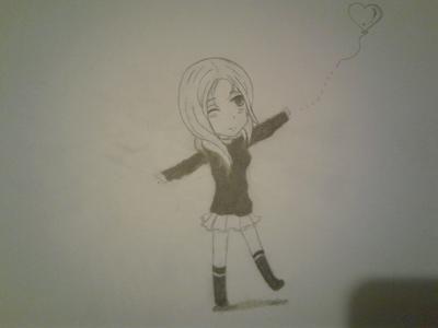 Chibi Ash