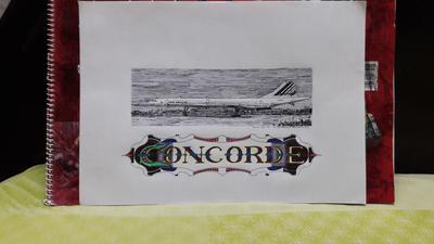CONCORDE SUPERSONIC
