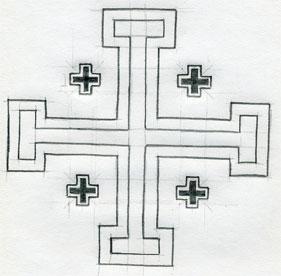 Interesting Cross Drawings