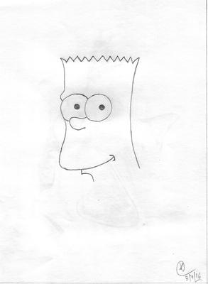 simpson sketch