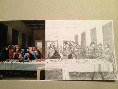 Da Vinci - Last Supper