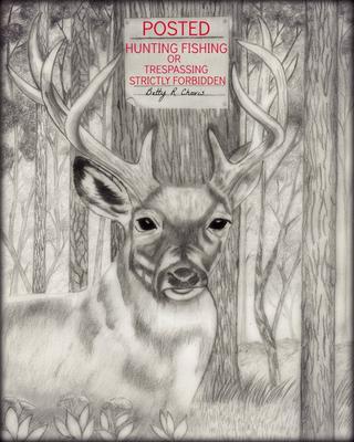 Deer Drawing - Safe
