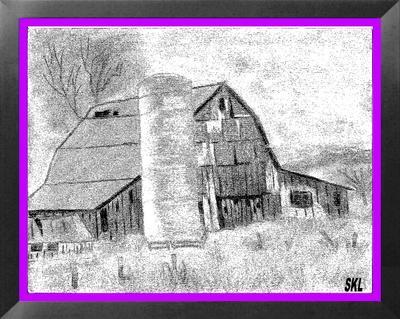 Dry Summer Barn 2
