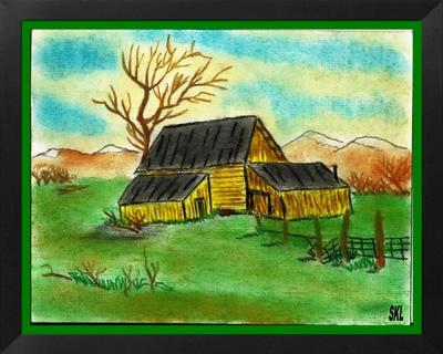 Greenland Farmhouse