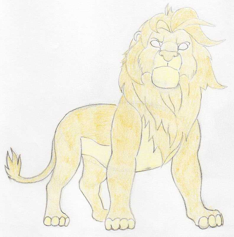 How To Draw Simba In Few Easy Steps She is a pivotal character in the lion king, and one who proves herself to be among the most determined and dedicated fighters against the tyranny that is scar's rule after mufasa's death. how to draw simba in few easy steps