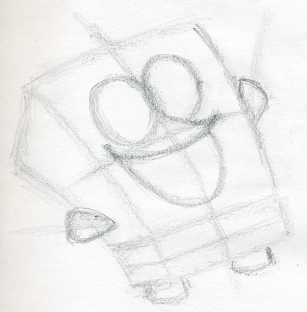 let s draw spongebob