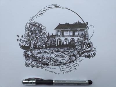 IMAGINATIVE AND WITH GEL PEN NATARAJ1
