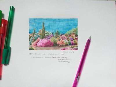 IMAGINATIVE ART WITH BALLPENS1