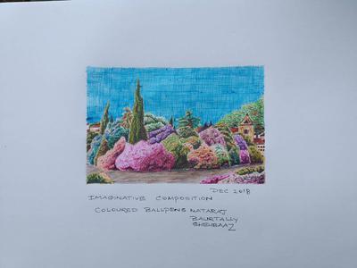 IMAGINATIVE ART WITH BALLPENS2