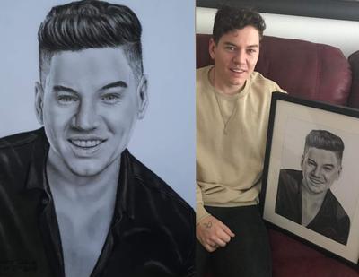 Jamie Grey ITV'S The Voice UK 2018