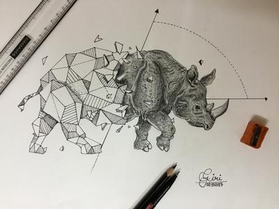 Modern rhino