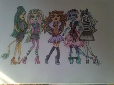 Monster Highs