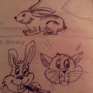 my cartoon drawings