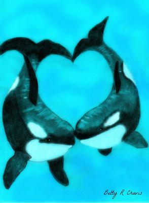 love in the deep blue sea