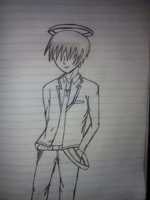I named him kurokida ^-^
