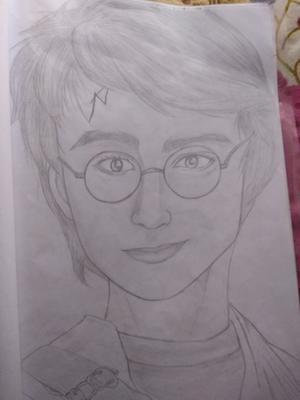 It is harry potter sketch