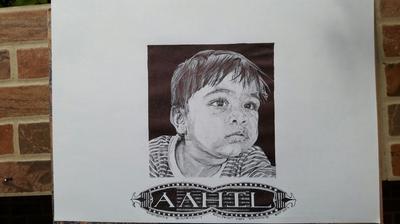 MY NEPHEW AAHIL