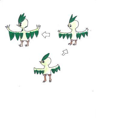 My Own Grass Starter Pokemon