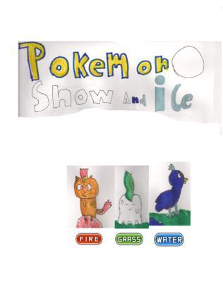My Own Starter Pokemon