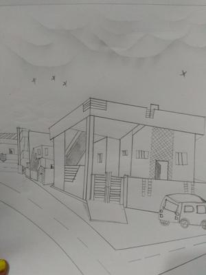 My urban sketches