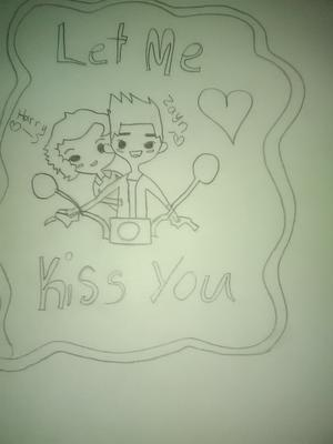 one direction (kiss you)