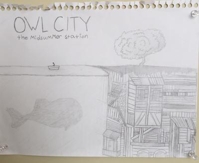 Owl City the Midsummer Station