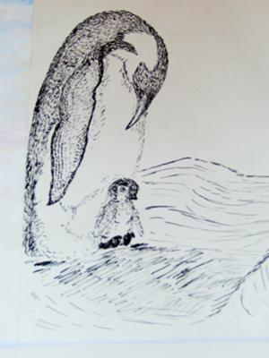 1st penguin