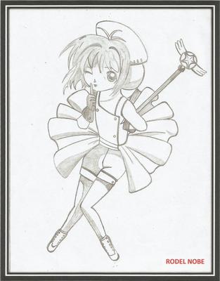 SAKURA DRAWING1