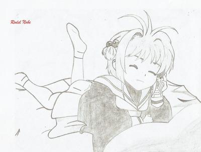 SAKURA DRAWING2
