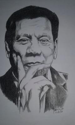 Rodrigo doterte president of the philippines1