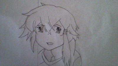 Sinon from SAO2