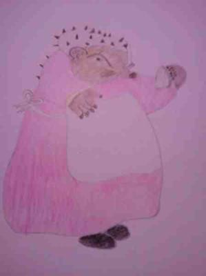 Mrs Tiggy Winkle
