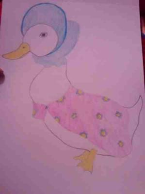 Jemima Puddle Duck