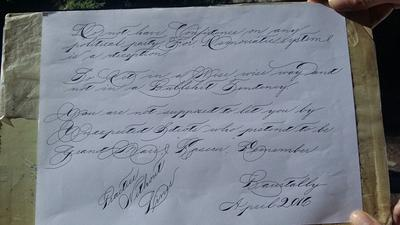 SPENCERIAN IS BEAUTIFUL1