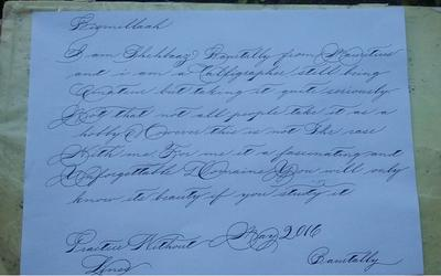 SPENCERIAN IS BEAUTIFUL2