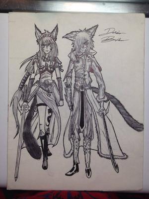 Tenchee and Teimichi Touma1