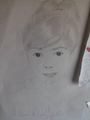 portrait drawing 02
