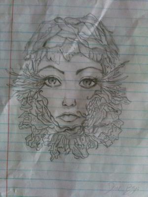 portrait drawing 03