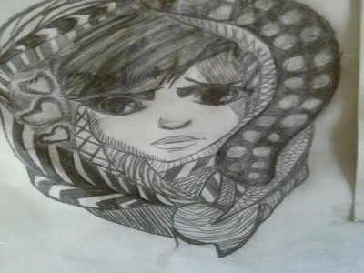 portrait drawing 01