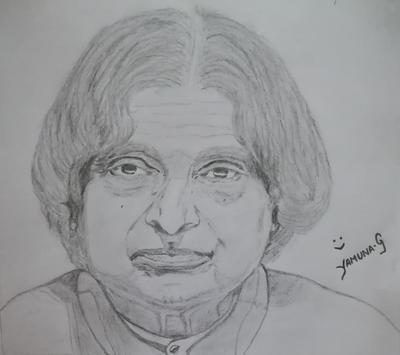 The Great Legend APJ Abdul kalam Sir