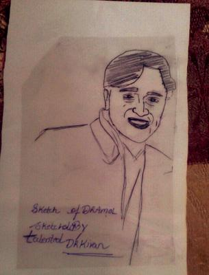 the portrait of dr amol