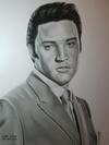 Elvis Drawing No18